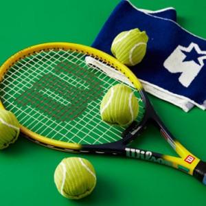 Ball socks tennis 6