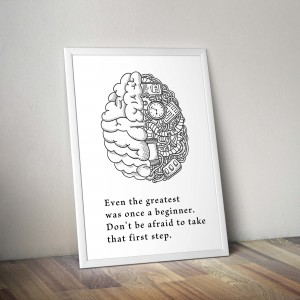 大腦 PSD MockUp