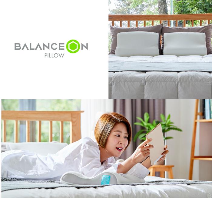 韓國 Balanceon 助眠護頸透氣枕 Tuesday