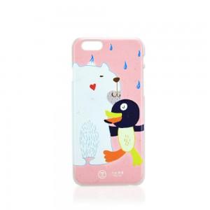 白熊企鵝iphone6_1000