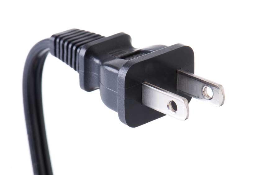 US power plug