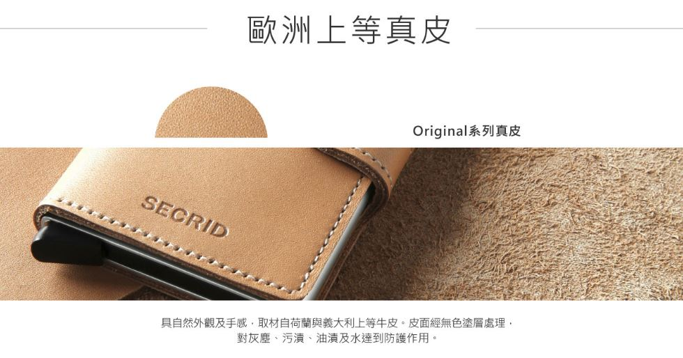 Secrid wallet -1