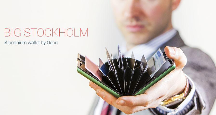 Stockholm Big Wallet - 2