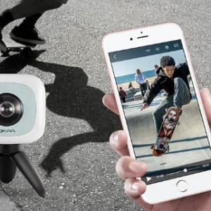 OKAA 360 VR 全景相機