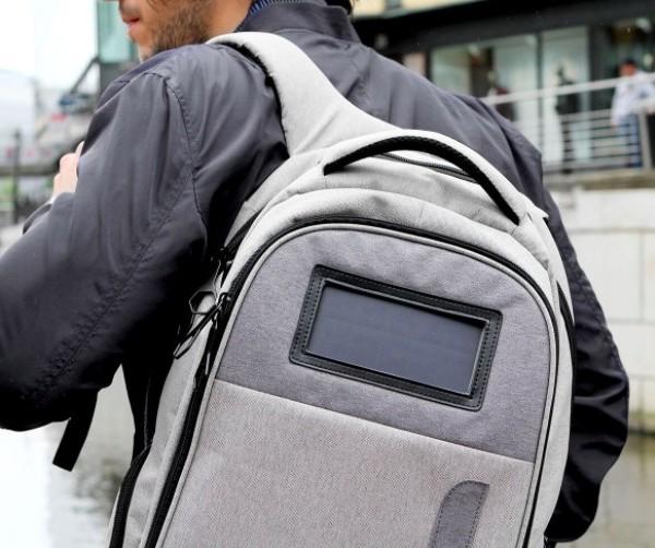 加拿大 Lifepack 太陽能防盜防水背包 -19