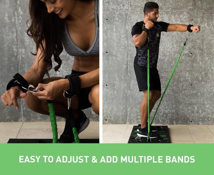 美國 Body Boss 2.0 可攜式健身房SC3