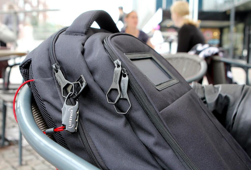 Lifepack Solar Power Backpack - 5