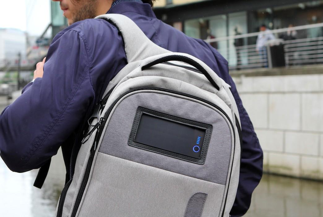 Lifepack Solar Power Backpack - 8