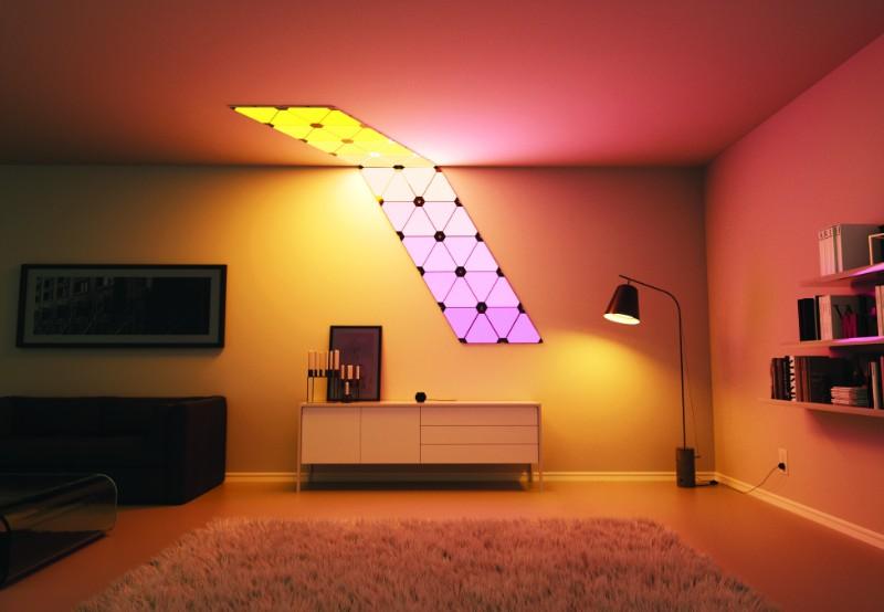 加拿大 AURORA 智能拼裝照明燈 (24)