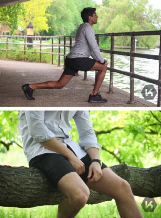 新加坡 Kydra 最強運動褲 -2