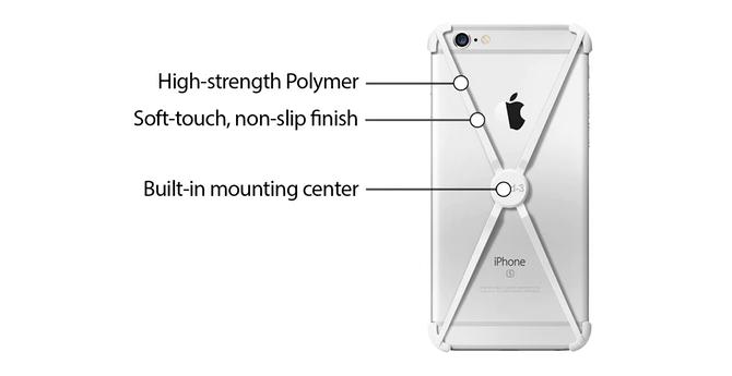 美國 Mod-3 手機保護殼 - 包含吸鐵座組合 香港台灣-16