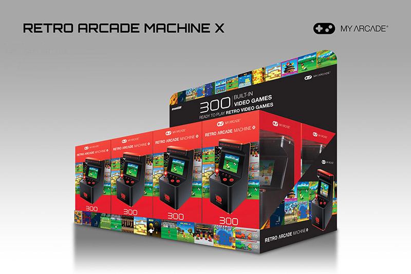 偷看美女的大乃乃囹�a_美国machine x 迷你掌心街机 my arcade