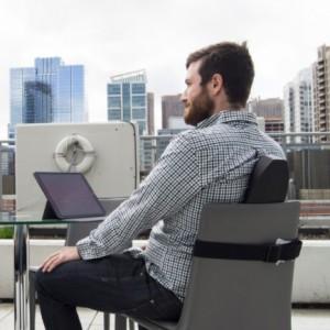 美國 Posture PT 坐姿矯正靠墊-111