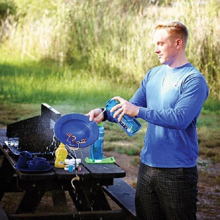 美國Lunatec Aquabot壓力噴射水樽 -4