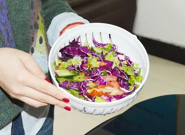 Salad maker 4