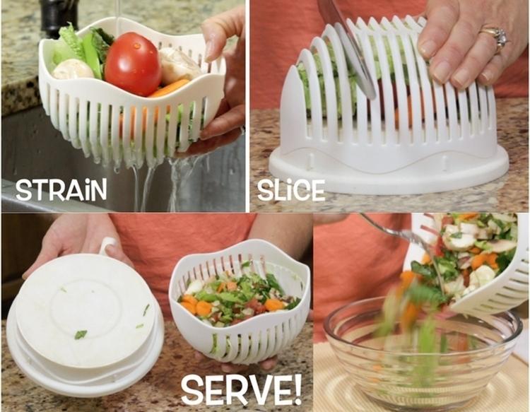 Salad maker 6