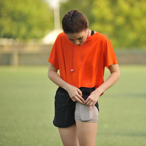 印度 TrueREVO 完美收納運動短褲-15