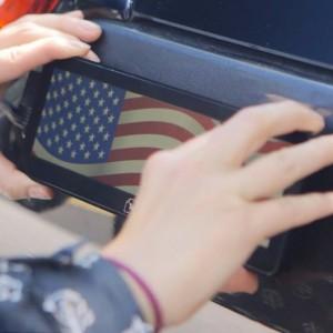 美國 Talelight LCD 車尾顯示器 3