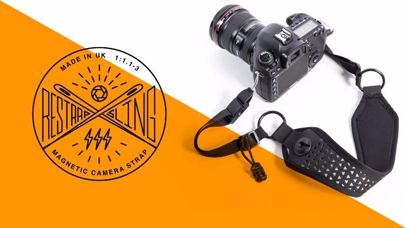 英國 Sling 最強磁力極速拆装相機帶12