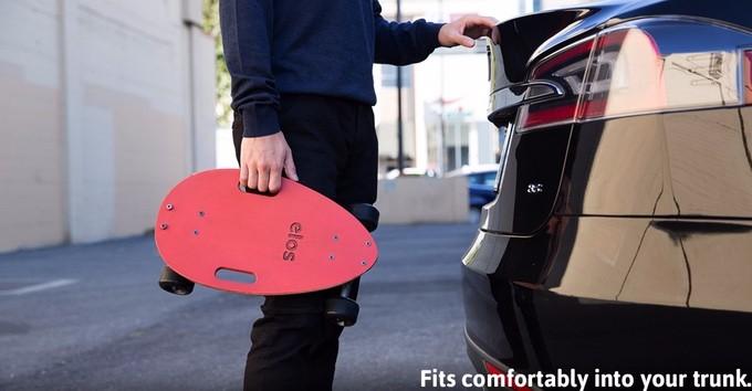 Elos經典都會手工滑板 - 香港台灣6