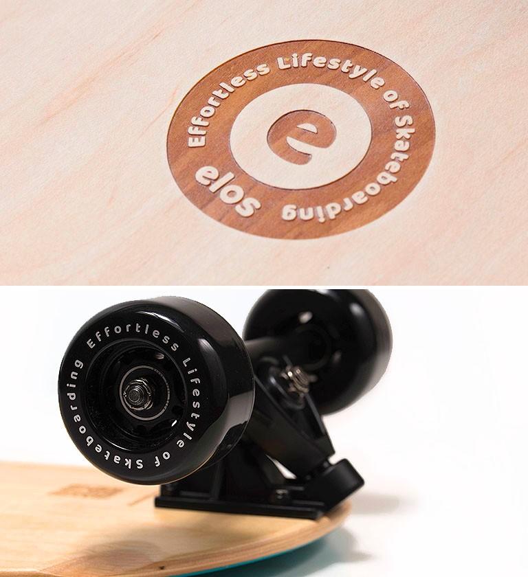 Elos Skateboard 經典都會手工滑板-香港台灣4