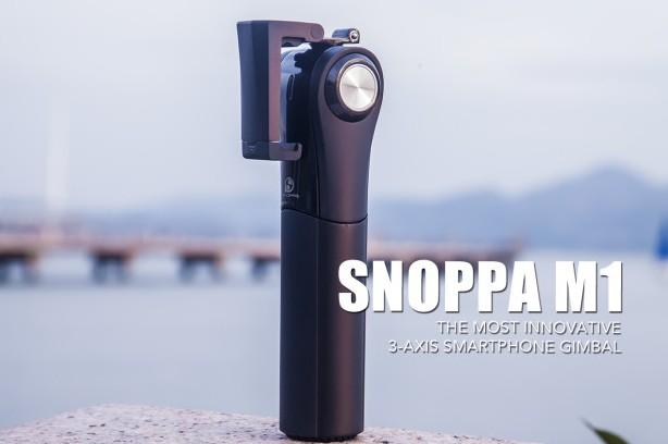Snoppa M1 三軸手機穩定器 - 香港台灣澳門 9