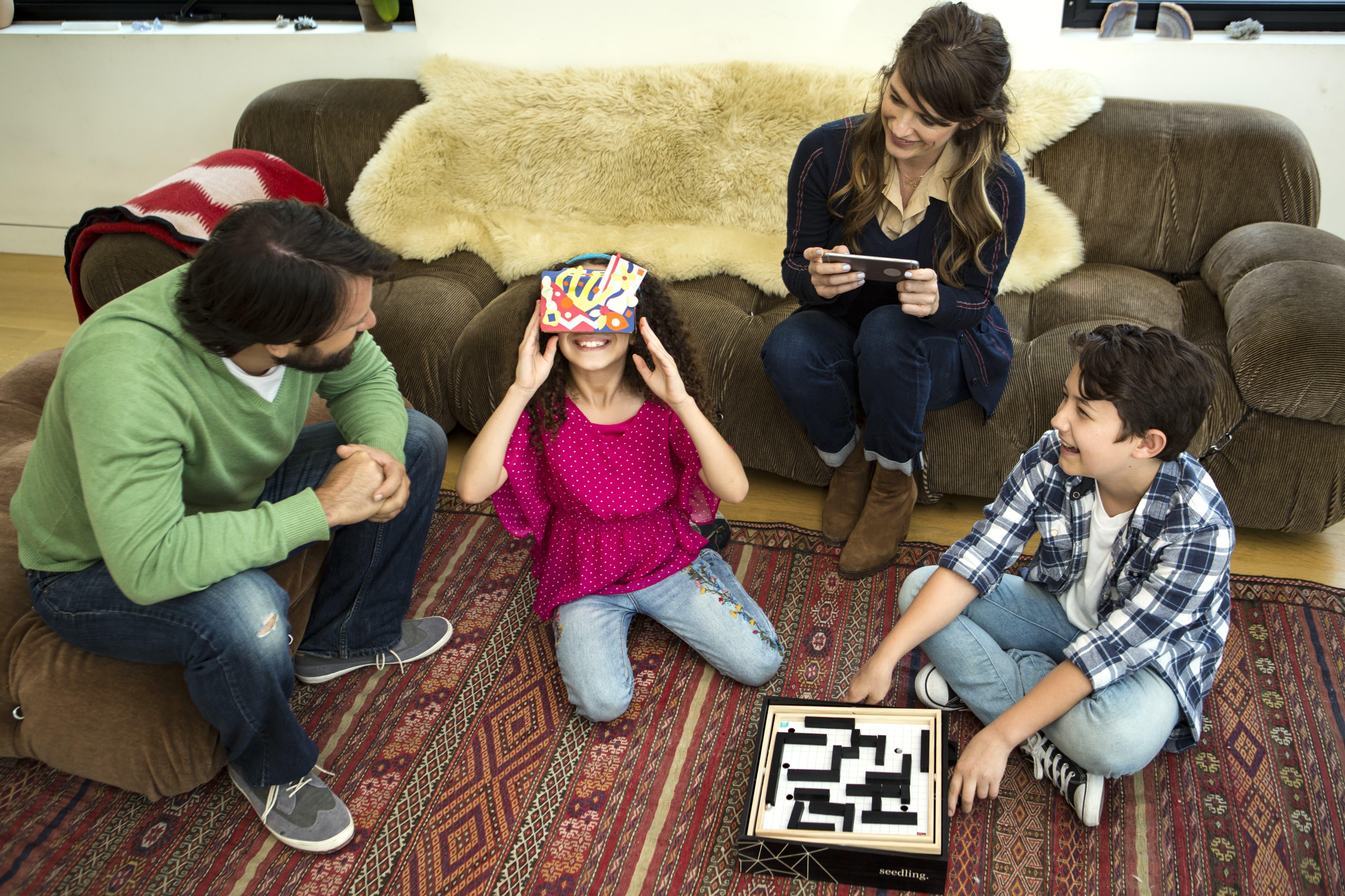紐西蘭 Seedling VR 迷宮遊戲組合-32