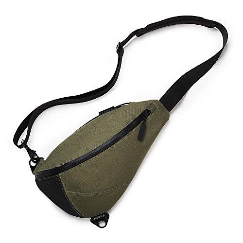 美國 KP Sling 防水抗污側肩包