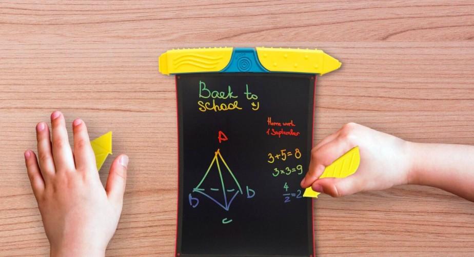 美國 Scibble n' Play 兒童彩色手寫塗鴉板7