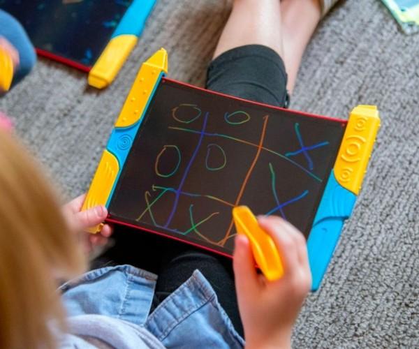 美國 Scibble n' Play 兒童彩色手寫塗鴉板9