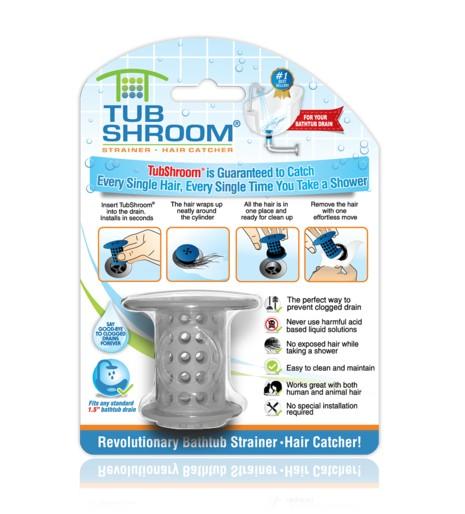 美國 Tubshroom 排水孔抓髮器- 11