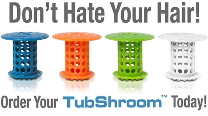 美國 Tubshroom 排水孔抓髮器7