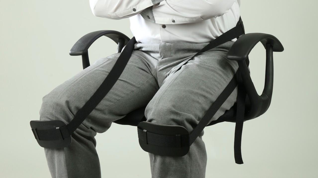 SPINO 輕便坐姿矯正器8
