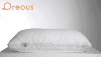 意大利 Oreous 彈過彈床的納米枕頭2-1 (dragged)