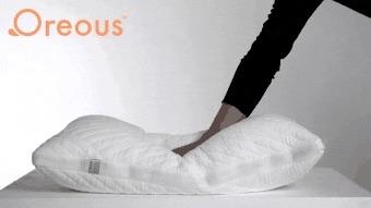 意大利 Oreous 彈過彈床的納米枕頭2-121 (dragged)
