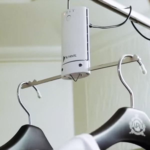 日本 HANDY SECO 便攜式衣物快乾器-5