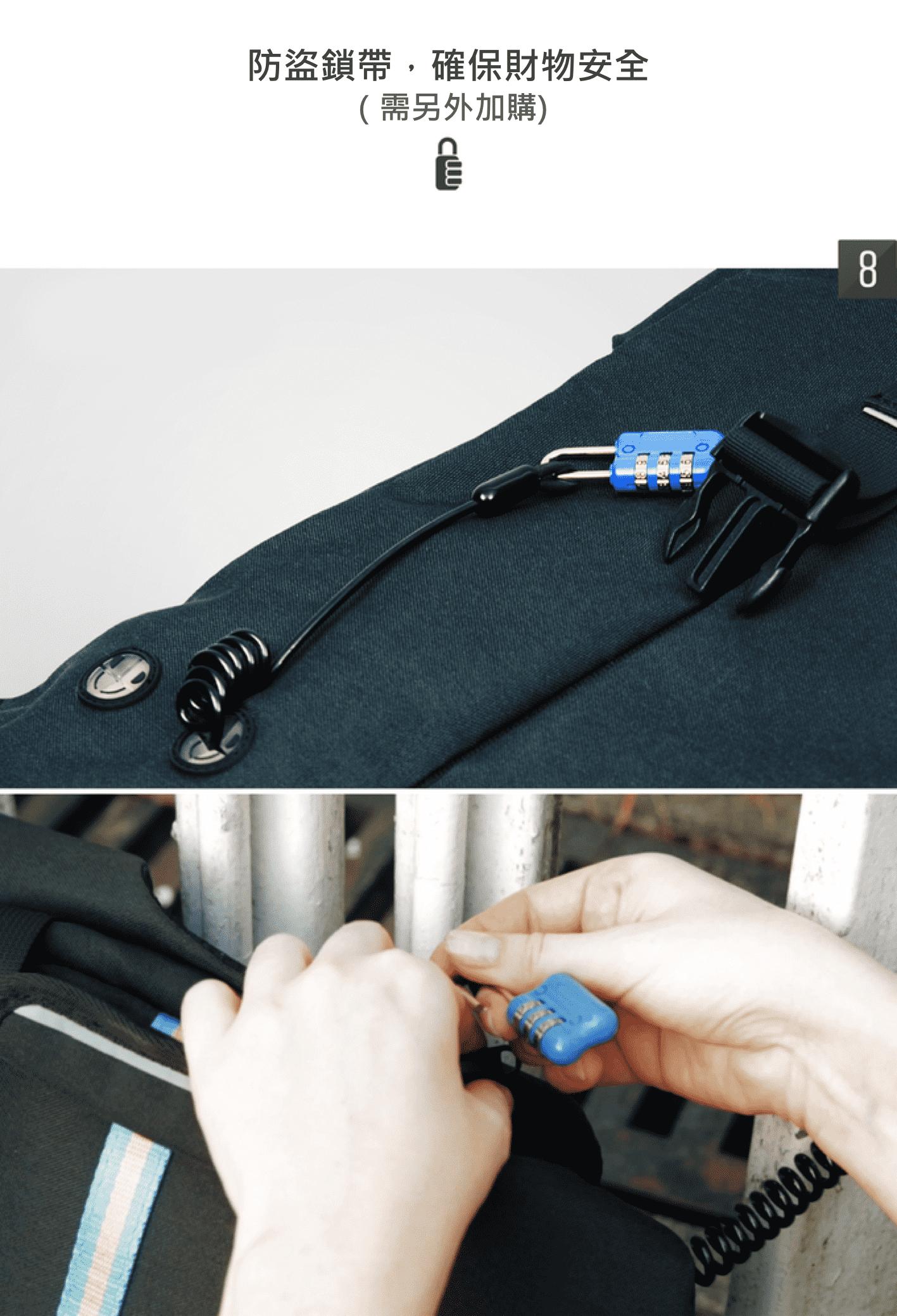瑞典 Vandra 工作運動兩用背包-9-min