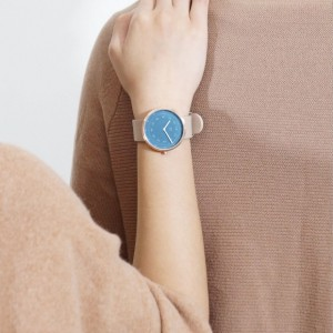 Maven 簡約設計真皮手錶-6