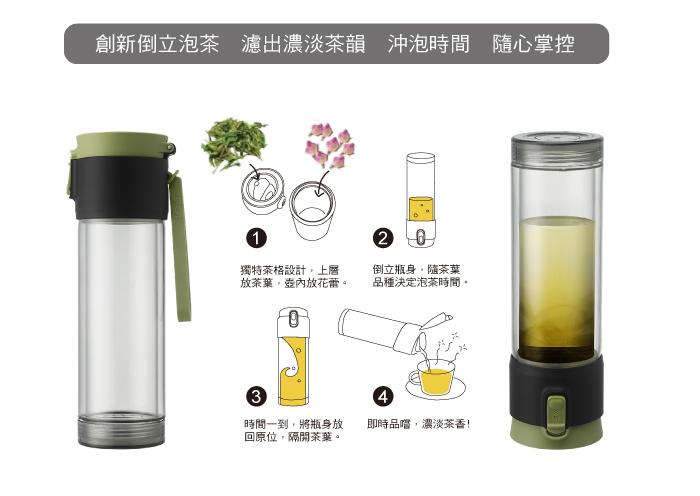 PO Selected 隨身泡雙層水瓶-20