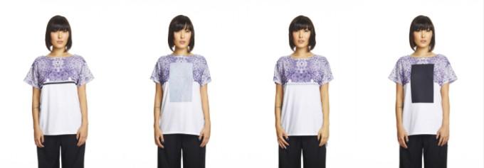 意大利 Uztzu 4 種穿法旅行 T-shirt05