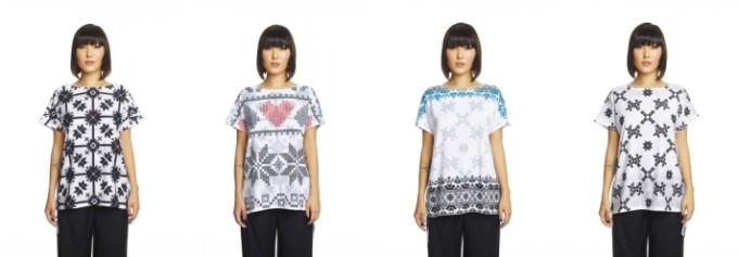 意大利 Uztzu 4 種穿法旅行 T-shirt06