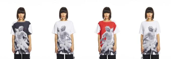 意大利 Uztzu 4 種穿法旅行 T-shirt07