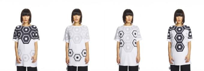 意大利 Uztzu 4 種穿法旅行 T-shirt09
