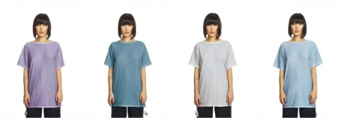 意大利 Uztzu 4 種穿法旅行 T-shirt10