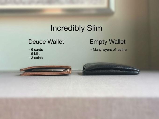 新加坡 Deuce 超纖型RFID銀包30