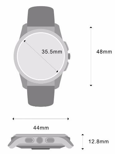 瑞士 ZeTime 指針智能手錶84