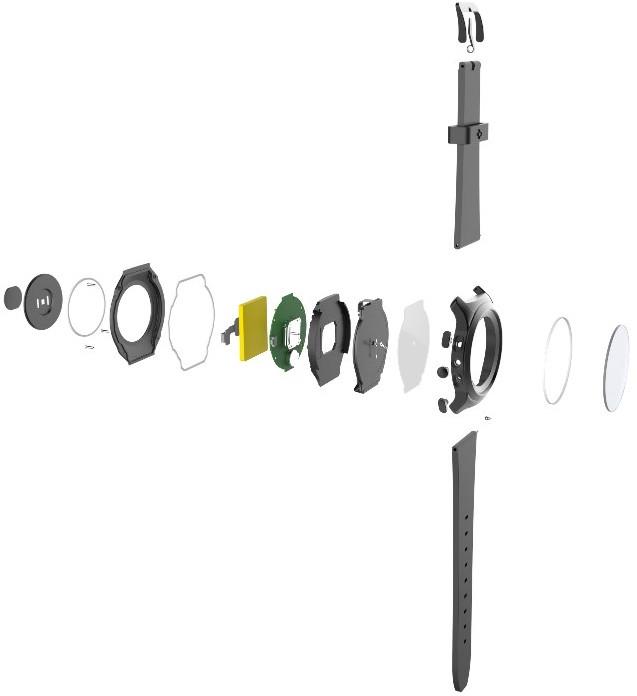 瑞士 ZeTime 指針智能手錶87