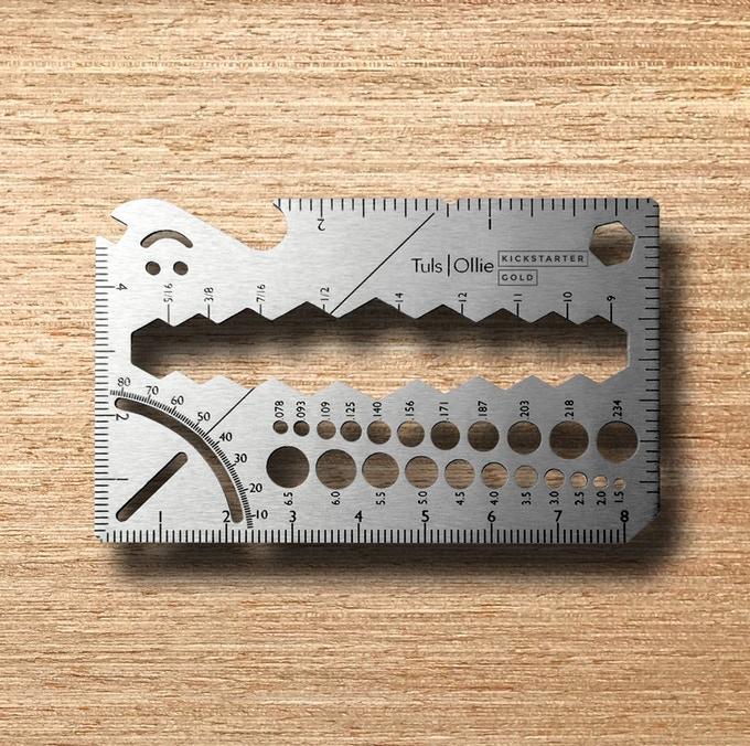 美國 Tuls 卡片多功能工具組10