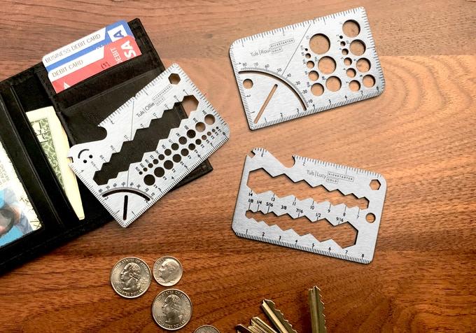 美國 Tuls 卡片多功能工具組11