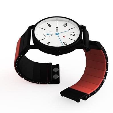 馬來西亞 Remod 扭扭轉色手錶帶22